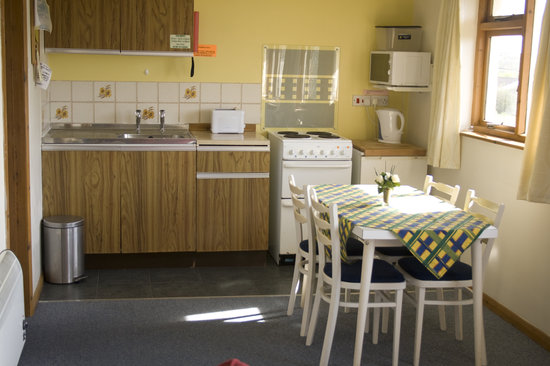 Delabole, UK: The Kitchen