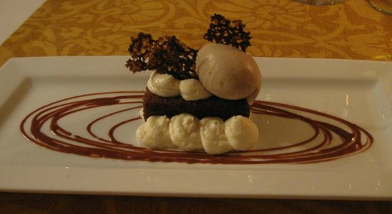 Hotel La Vila : eine Dessert-Variation 
