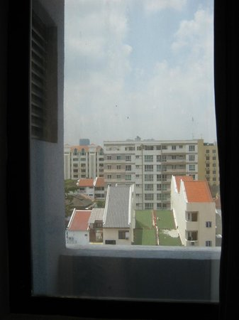 Hotel 81 - Geylang:                   view from my room