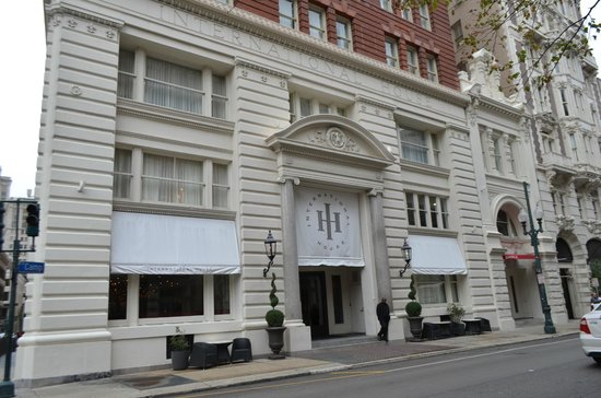 International House Boutique Hotel:                   Int'l House - exterior