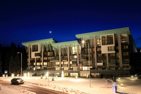Aducco Silver Mountain Apart Hotel & Spa