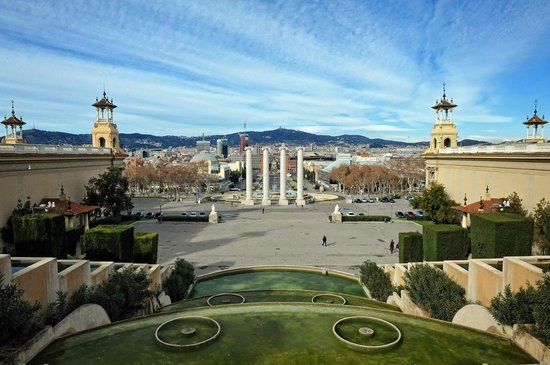 BCN Montjuic Hotel:                      (10 . )