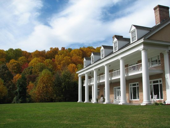 Christopher Place Resort: Luxury surrounds you
