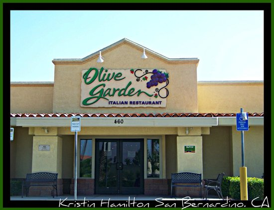 Olive garden san bernardino menu prices restaurant reviews tripadvisor What time does the olive garden close