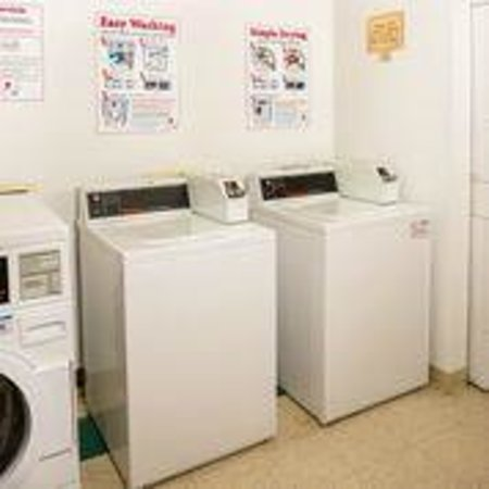 Irving, Teksas: Laundry Room