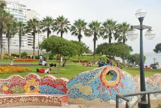 Melia Lima:                   Lima, Ocean front