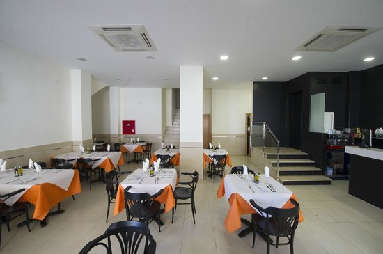 Hostal La Campana: RETAURANTE