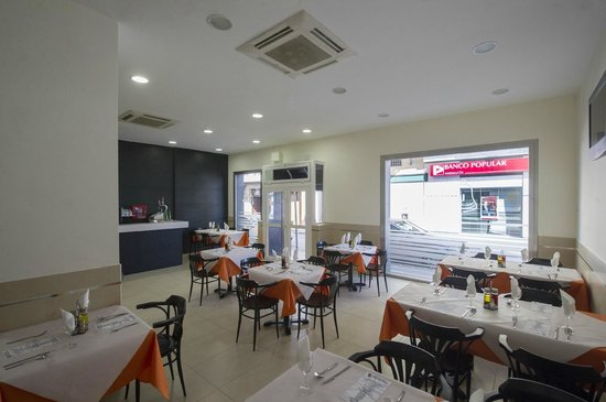 Hostal La Campana: RESTAUANTE