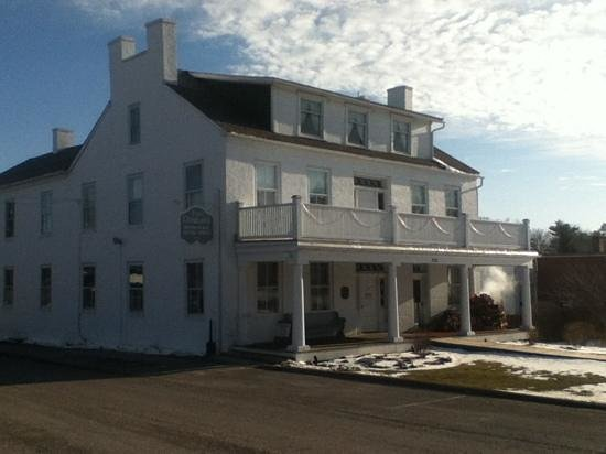 Grantsville, MD:                   The Cassleman Inn