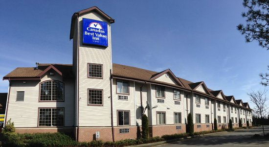 Canadas Best Value Inn: Exterior Picture