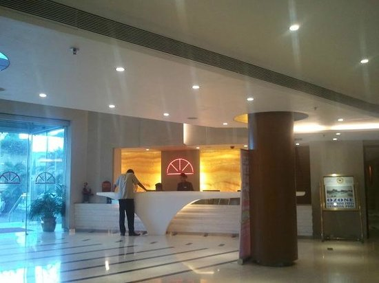 The Residence Hotel & Apartments:                                                       The Lobby
