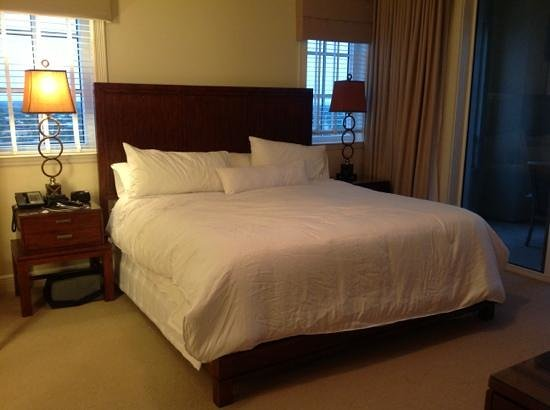 The Westin Cape Coral Resort At Marina Village:                   bedroom