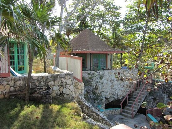 Xtabi Resort:                                     Cottages 2 and 3