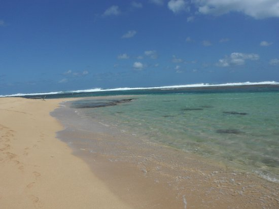 Hale Makai Cottages:                   another beach angle