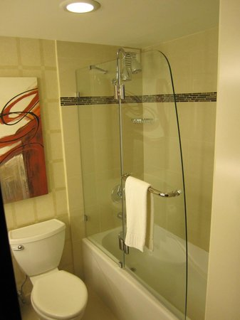 Golden Nugget:                   shower