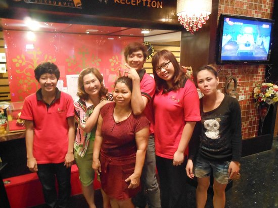 Sabai-Sabai@Sukhumvit Hotel:                   Friendly staff