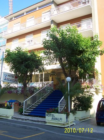 Photo of Hotel Amalfi Riccione