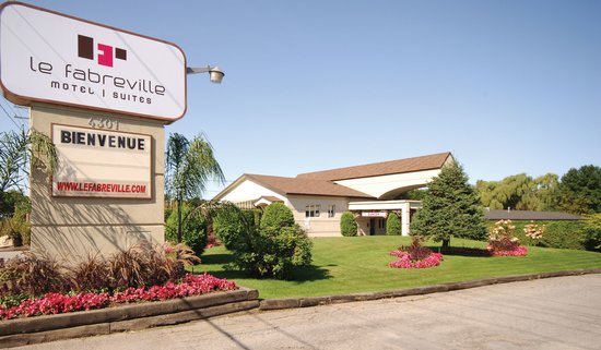 Le Fabreville Motel et Suites