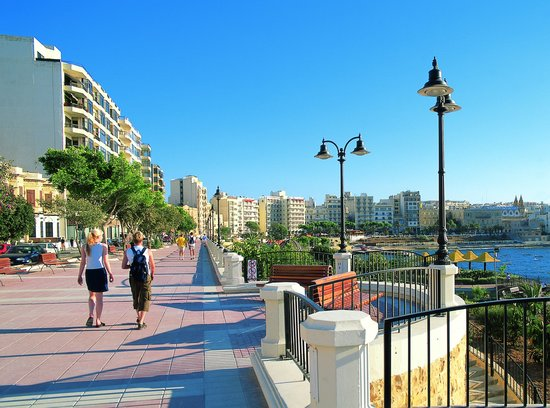                   Sliema Promenade