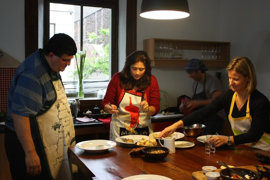 Santiago Cooking Classes