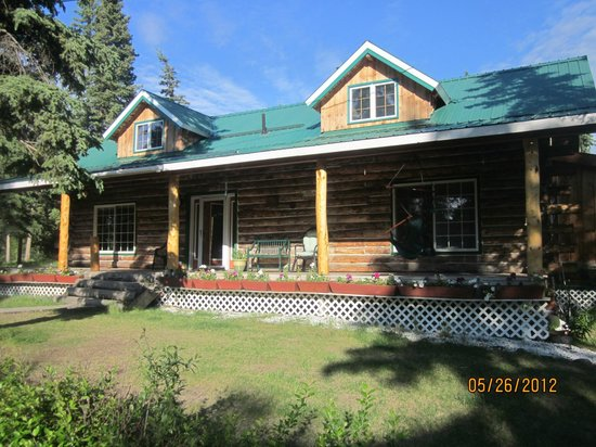                   Glennallen Rustic Resort B&amp;B