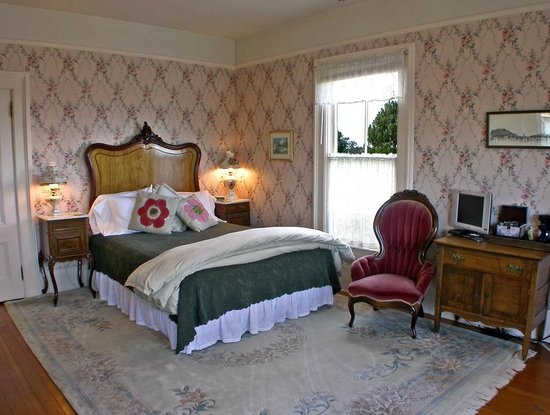 Coupeville, WA: Penn Cove Suite (Kinneth House)