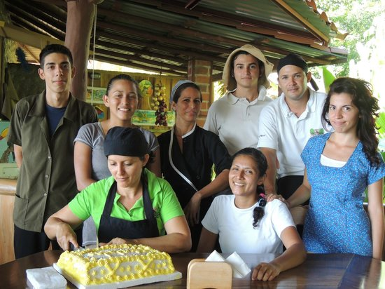 La Cusinga Eco Lodge: Part of our team