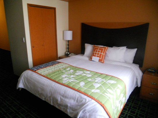 Tulare, CA: Guest King Standard Room