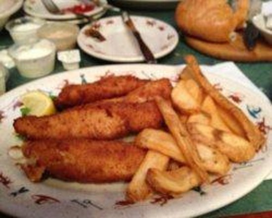 Boulder junction charcoal brookfield menu prices for Fish fry brookfield wi