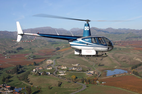 RidgeAir Fixed Wing and Helicopter Charters