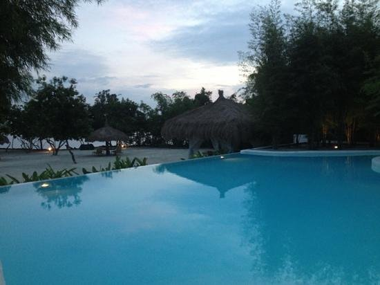 Bluewater Panglao Beach Resort:                   fredlig