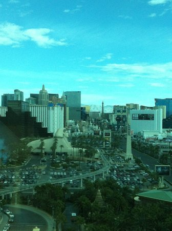 Mandalay Bay Resort &amp; Casino: View