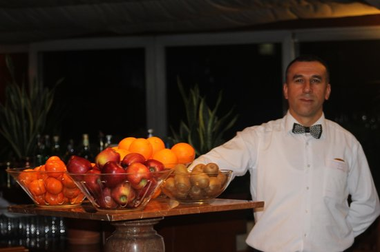 Aziyade Hotel:                   Generous people of Aziyade  they welcome you with all their heart