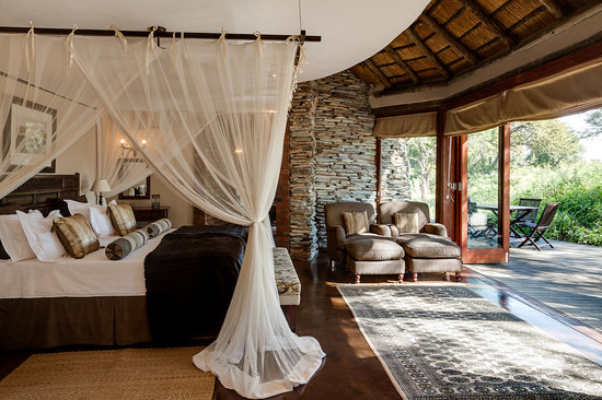 Manyeleti Game Reserve, South Africa: Presidential Interior