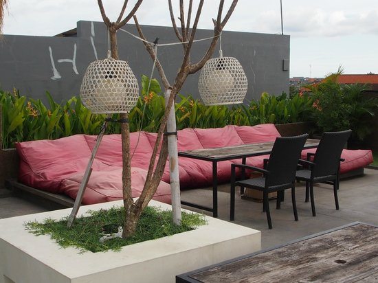 Jocs Boutique Hotel & Spa:                   roof top bar