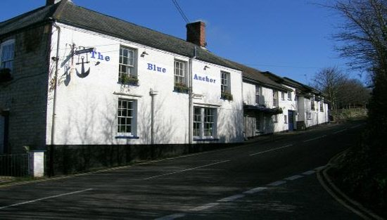 The Blue Anchor Hotel