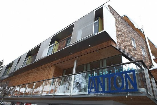 Aparthotel Anton