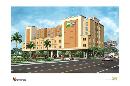 holiday inn fort lauderdale beach: