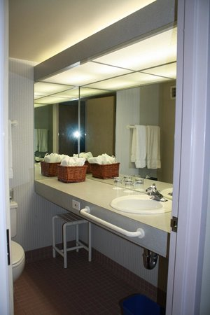 Inn at Keystone:                   Bathroom