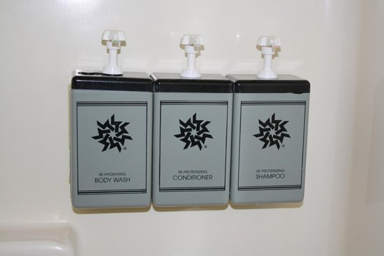 Keystone, Kolorado:                   Shower soaps