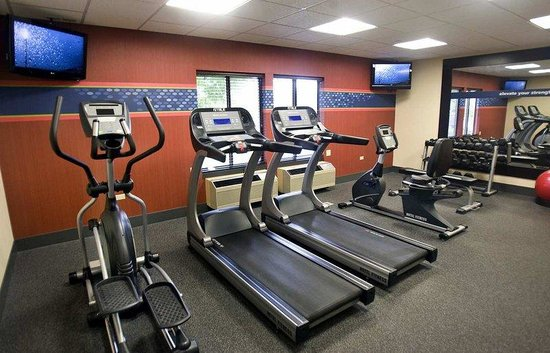 Hampton Inn Green Bay: Fitness Center