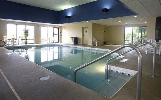 Hampton Inn Green Bay: Indoor Pool