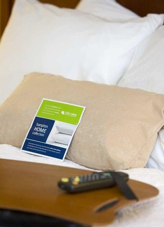 Hampton Inn Green Bay: Personal Service
