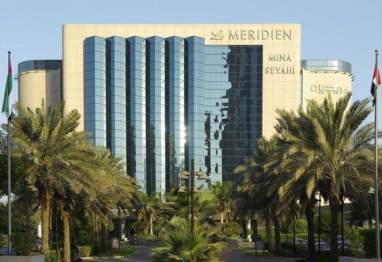 Le Meridien Mina Seyahi Beach Resort and Marina: Exterior View