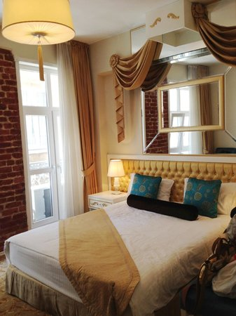 Galata Suite Home: room
