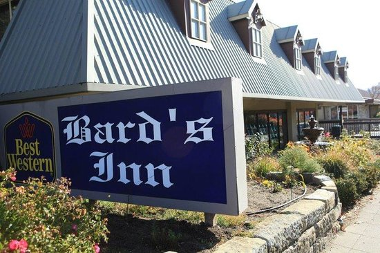 BEST WESTERN Bard's Inn