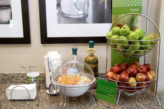 Hampton Inn Miami-Coconut Grove/Coral Gables: Breakfast Area