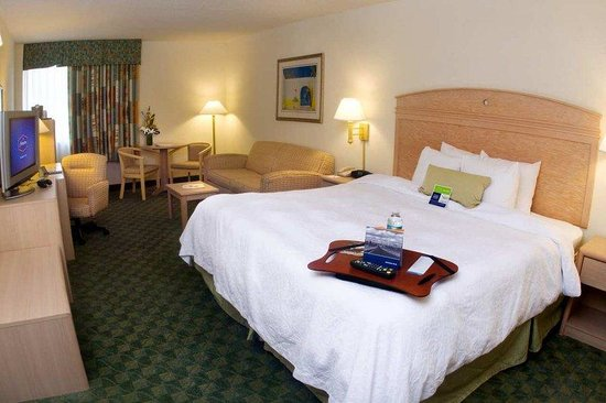 Hampton Inn Miami-Coconut Grove/Coral Gables: King Study