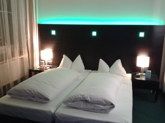 Fleming's Hotel Munich City:                   chambre