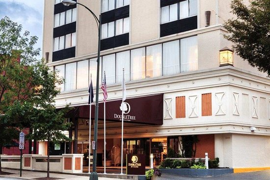 ‪DoubleTree by Hilton Hotel - Richmond Downtown‬